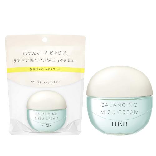 Shiseido ELIXIR Reflet Balancing Mizu Cream
