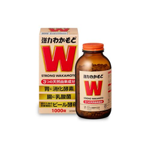 STRONG WAKAMOTO (108 tablets)