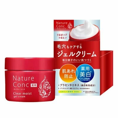 NARIS UP Nature Conc Clear Moist Gel Cream