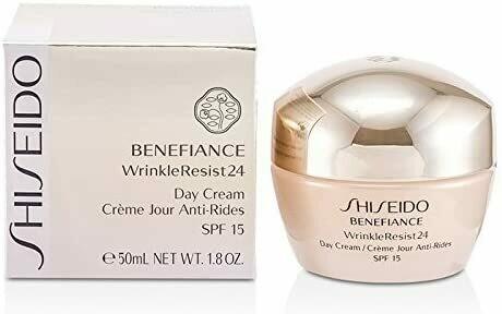 SHISEIDO BENEFIANCE WrinkleResist24 Day Cream SPF15