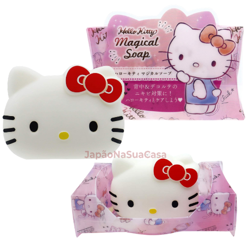 AK Mild Soap KT - Hello Kitty Magical Soap