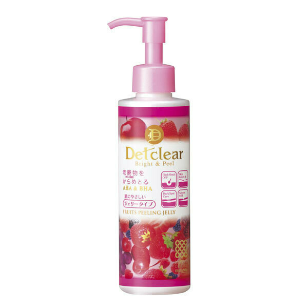 Detclear Bright & Peel Fruits Peeling Jelly - Mix Berry
