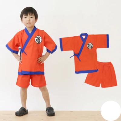 Yukata Infantil Menino Dragon Ball