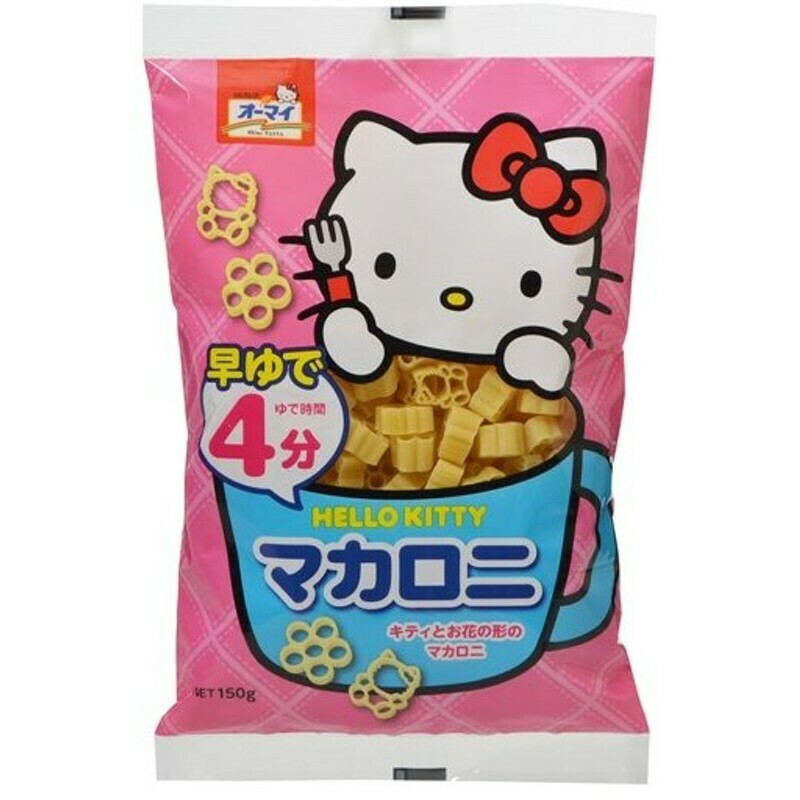 Nippn Macaroni Hello Kitty