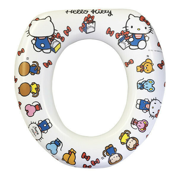 Hello Kitty Assento Infantil