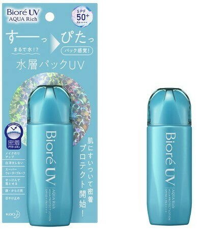 Bioré UV Aqua Rich AQUA PROTECT LOTION SPF50+ PA++++
