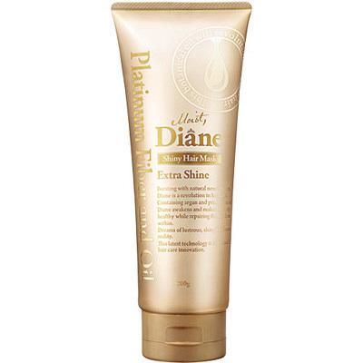 Moist Diane Shiny Hair Mask Extra Shine