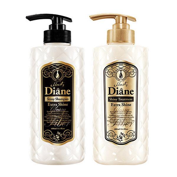 Moist Diane Shiny Extra Shine Set