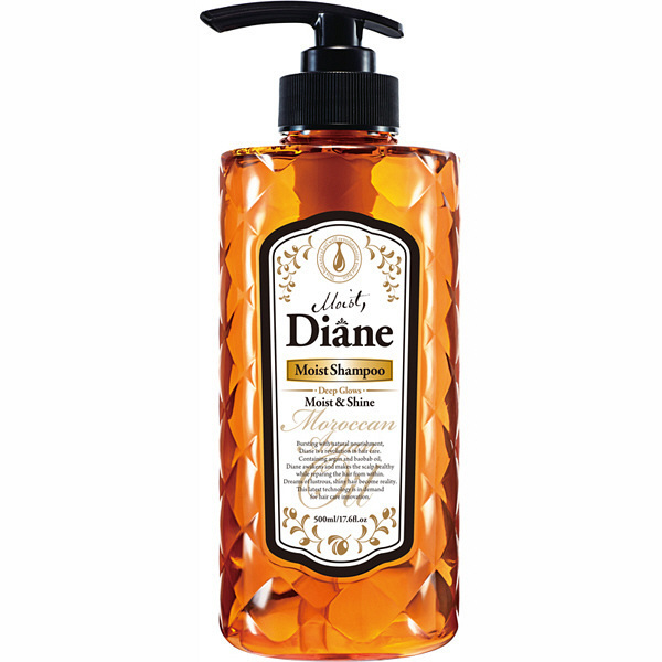 Moist Diane Shampoo Moist & Shine