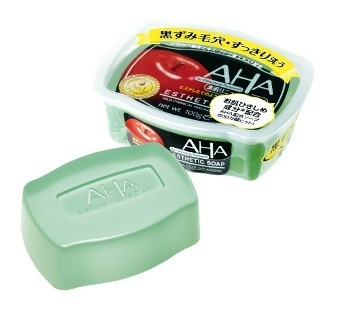 AHA Cleansing Research Esthetic Soap