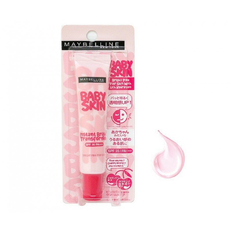 Maybelline Baby Skin Instant Bright Transformer SPF35 PA+++
