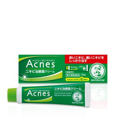 ROHTO Mentholatum Acnes Medicated Acne Remedy