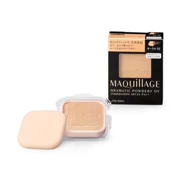 Shiseido MAQUILLAGE Dramatic Powdery UV SPF25 PA++  (REFIL)