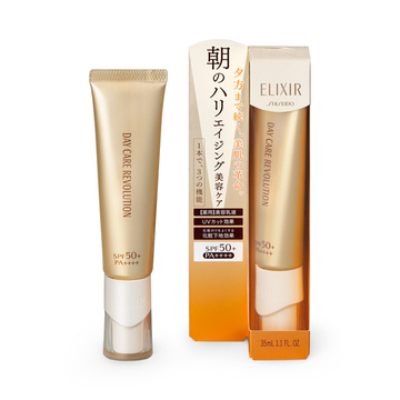 Shiseido ELIXIR Superieur Day Care Revolution SPF50+ PA++++