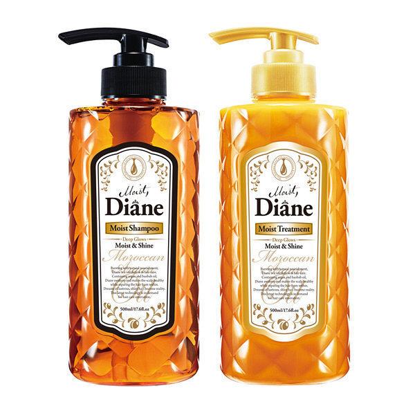 Moist Diane Shampoo Moist & Shine Set