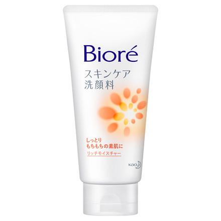 Bioré SkinCareFacial Foam Rich Moisture