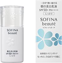 SOFINA Beauté Morning Whitening Emulsion SPF50+ PA++++