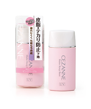 CEZANNE UV Make Keep Base SPF28 PA++