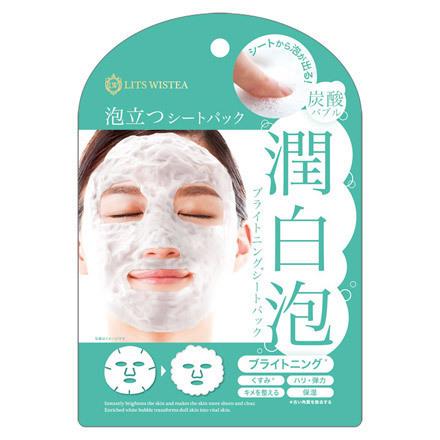 LITS JunShiroAwa Brightening Sheet Pack