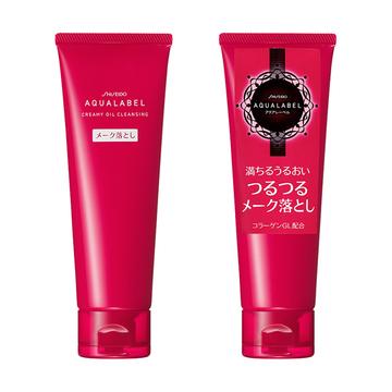 Shiseido AQUA LABEL Creamy Oil Cleansing