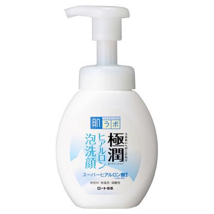 Espuma de limpeza Hyaluronic Acid Bubble Face Wash