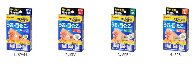 Nichiban SPEEL-KO™ One-touch EX