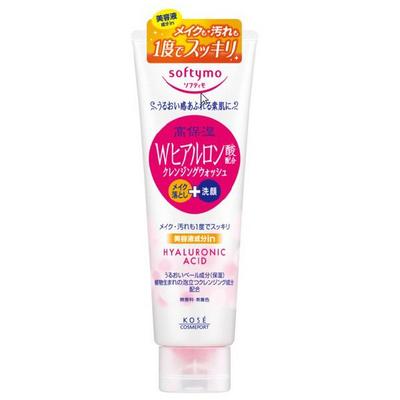 Kosé Softymo Super Cleansing Wash - Hyaluronic Acid