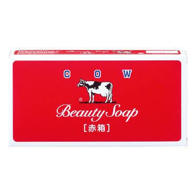 Cow brand Red Box Beauty Soap Moist (100gX6)