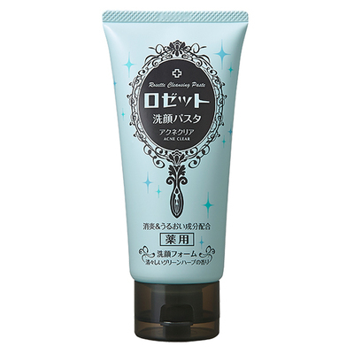 Rosette Cleansing Paste - Acne Clear