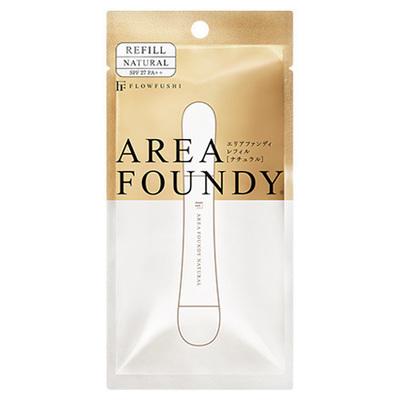 FlowFushi Area Foundy - Natural Refil