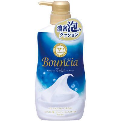 Bouncia Body Soap The Scent of White Soap