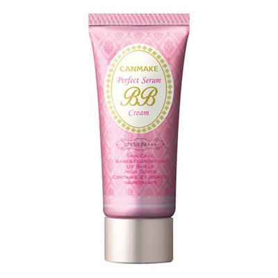 CANMAKE Perfect Serum BB Cream SPF50 PA+++ [02] Natural