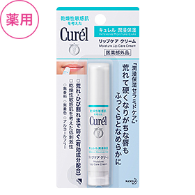 Curél Moisture Lip Care Cream