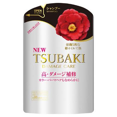 Shiseido TSUBAKI Damage Care Shampoo Refil