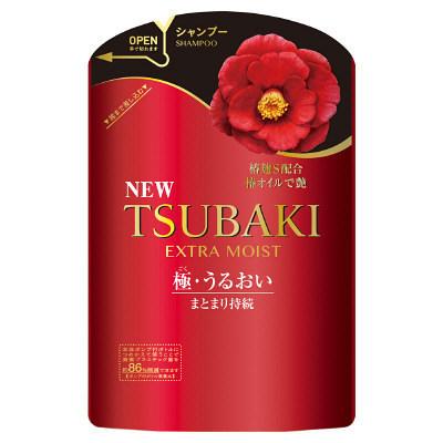 Shiseido TSUBAKI Extra Moist Shampoo Refil