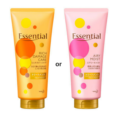 Essential Hair Treatment Mask 30 seconds