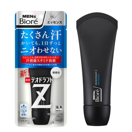 Men's Biore DEODORANT Z Essence