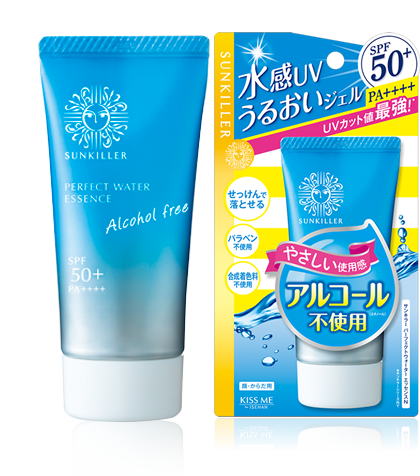 SUNKILLER Perfect Water Essence SPF50+ PA++++