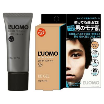 L'UOMO BB GEL FOR MEN SPF37 PA+++