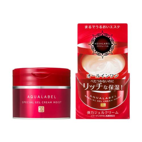 Shiseido AQUA LABEL Special Gel Cream MOIST - All in One