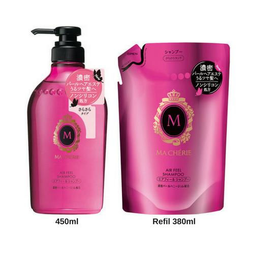 Shiseido MA CHÉRIE Air Feel Shampoo