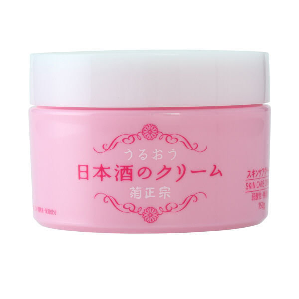Kiku-Masamune Sake Skin Care Cream
