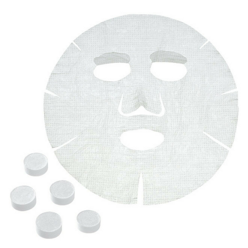 Compressed Facial Mask - Pacote com 35 unidades