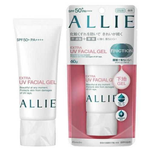 Kanebo - ALLIE Extra UV Facial Gel SPF50+ PA++++ 60g