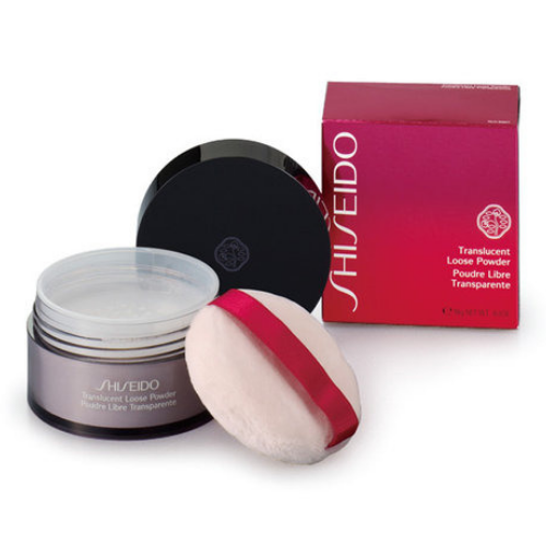 Shiseido MakeUp Translucent Loose Powder