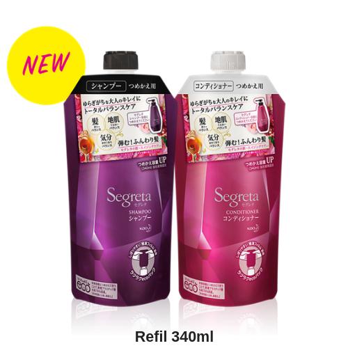 Segreta Shampoo / Conditioner - Total Balance Care (REFIL)