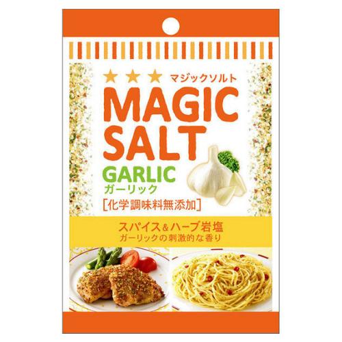 Tempero MAGIC SALT - Garlic