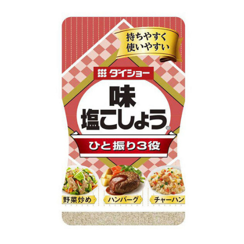 Tempero Aji Shio Koshō - Salt Pepper