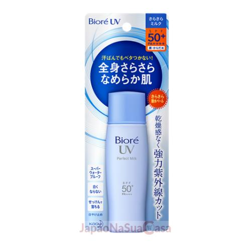 Bioré UV Perfect Milk SPF50+ PA++++ (Azul)