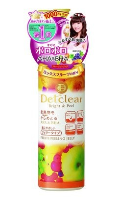 DETclear Bright & Peel - Mix Fruits Peeling Jelly
